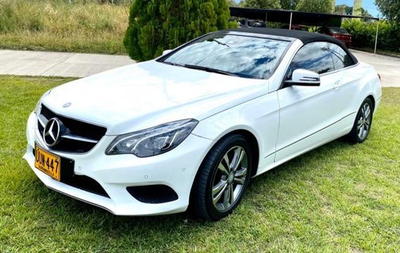 Mercedes-benz Clase E Cabriolet 2015