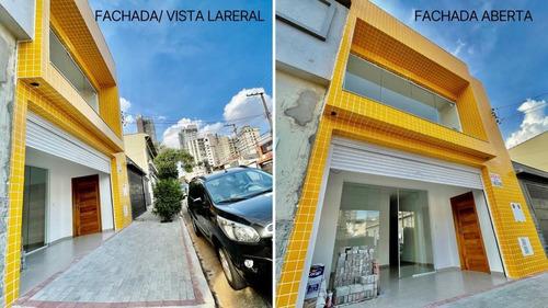 Prédio Para Alugar, 300 M² Por R$ 12.000,00/mês - Vila Gomes Cardim - São Paulo/sp - Pr0102