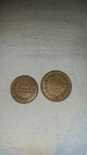 Moneda De El Salvador Antigua