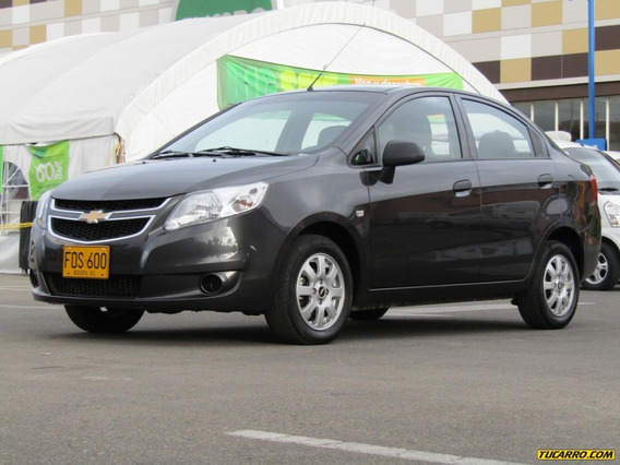Chevrolet Sail Lt 1400 Mt Aa Ab Abs