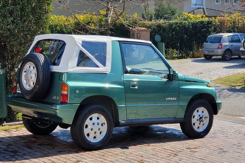 Suzuki Vitara 1998 1.6 Jlx Sidekick