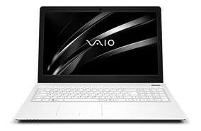Notebook Vaio Fit 15s I7 8gb 1tb 15.6 W10 Home Branco