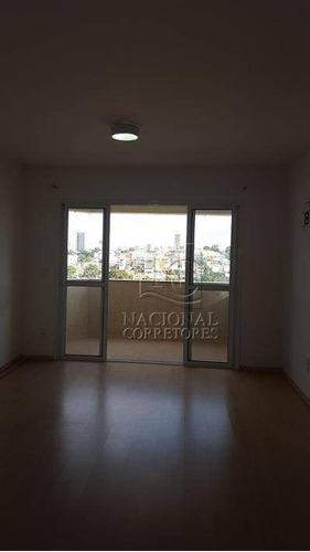 Apartamento Com 2 Dormitórios Para Alugar, 70 M² Por R$ 2.000,00/mês - Vila Camilópolis - Santo André/sp - Ap3017