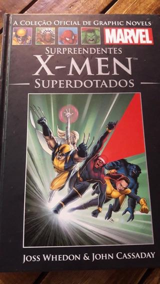 Revista Marvel Salvat 36 X-mens Superdotados