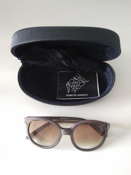 Óculos Chilli Beans Alexandre Herchcovitch