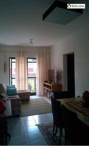 Apartamento Residencial À Venda, Centro, Lindóia. - Ap0153