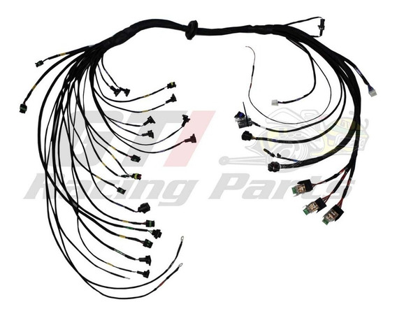 Chicote Pronto Fueltech Ft450 Ft550 4cil Conector A