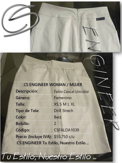 Cs Engineer Skirt / Falda