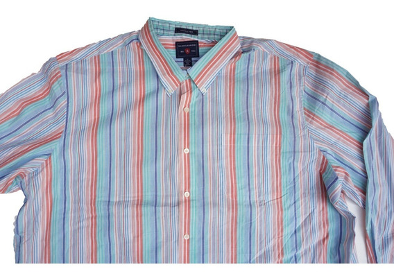 Camisa Casual Saddlebred Talla 3xl Original Big Mens Xxxl