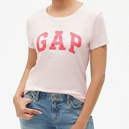 Remera Gap Mujer Original
