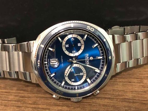 Relógio Rado D-star Chronograph R15966203 Automático Eta