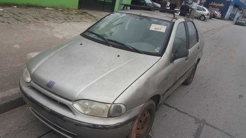 Fiat Siena Elx 1999 2000 (sucata Somente Peças)
