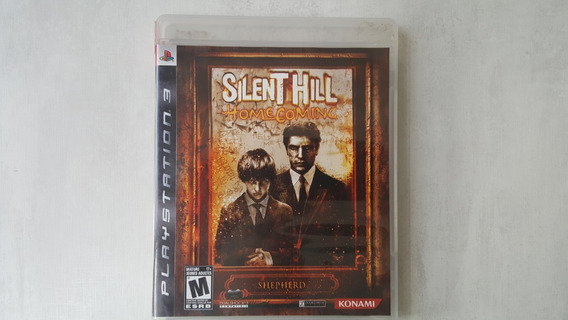 Silent Hill Homecoming - Ps3 - Original - Mídia Física