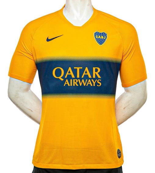 Camiseta Boca Ss Away Pr Nike Sport 78 Tienda Oficial