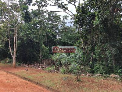Terreno À Venda, 1355 M² Por R$ 400.000 - Condomínio Colinas Verdes - Arujá/sp - Te0667