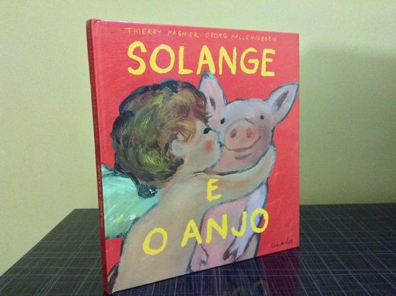 Solange E O Anjo - T. Magnier G. Hallensleben Cosac Naify