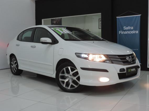 Honda City 1.5 Ex Sedan 16v