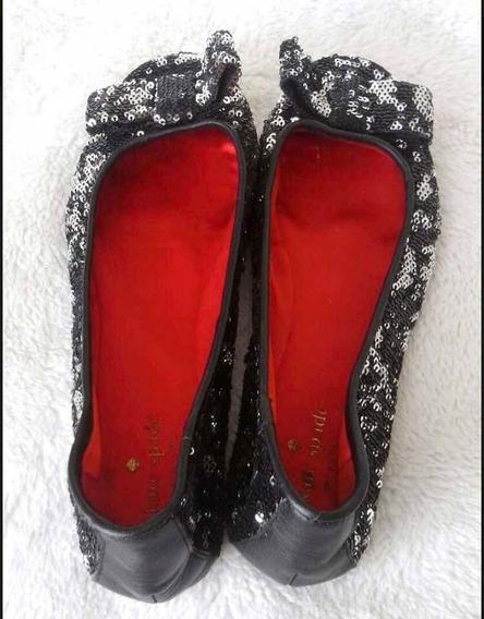 Zapatos/ballerinas/flats Lentejuela Kate Spade