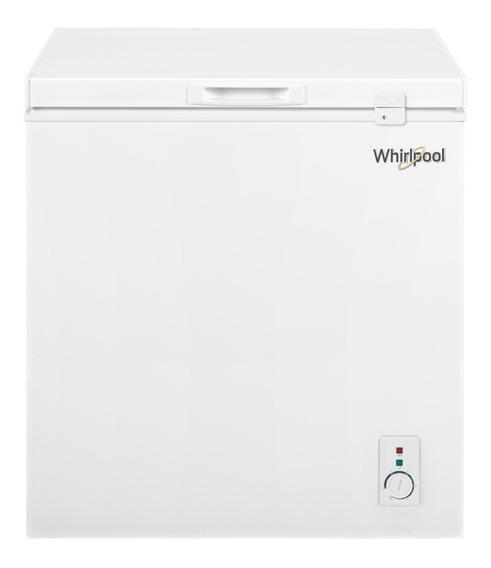 Congelador Horizontal Dual Whirlpool Wha14abtww 150 Litros