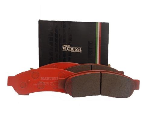 Pastillas Freno Ceramica Trasera Super Duty F-350 2011 2012