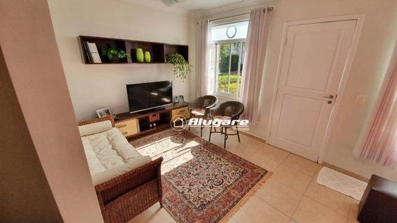 Sobrado Com 3 Dormitórios À Venda, 97 M² Por R$ 689.000,00 - Parque Renato Maia - Guarulhos/sp - So0682