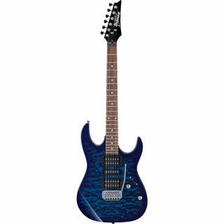 Guitarra Eléctrica Ibanez Grx70qa-tbb
