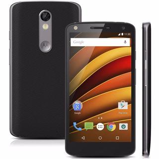 Motorola Moto X Force Xt1580 64gb 21mp 4g Dual - Mostruário