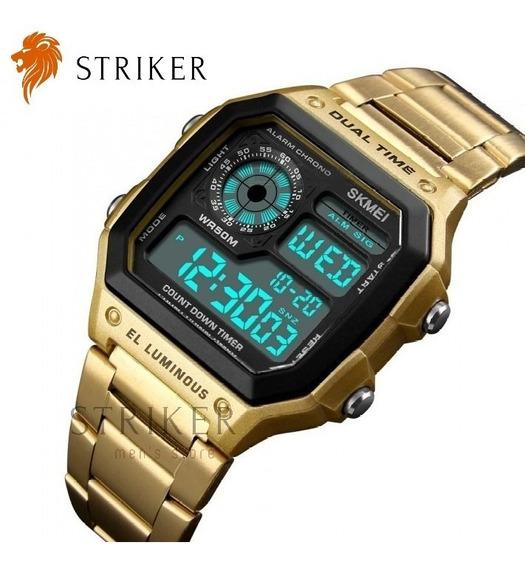 Relógio Skmei Global (à Prova D