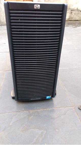 Servidor Hp Proliant Ml 350 G6 2 Xeon