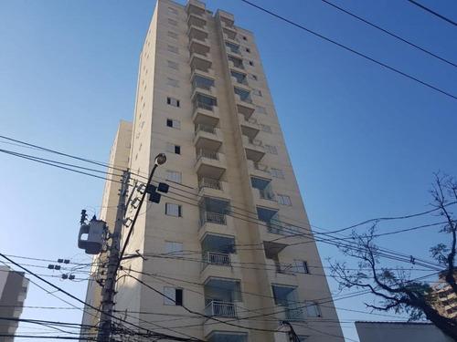 Imagem 1 de 15 de Apartamento Para Venda Em Santo André, Campestre, 2 Dormitórios, 1 Suíte, 2 Banheiros, 1 Vaga - Marotiz