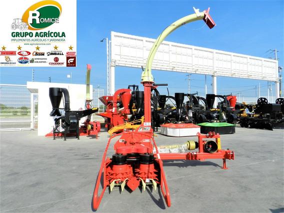 Ensiladora Cosechadora Agricola Area Total Nogueira Ftn-1000
