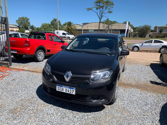 Renault Logan 1.6 Authentique 2015 Pto/financio 48 Cuotas!