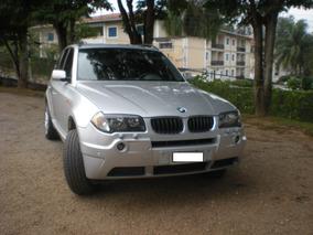 Bmw X3 2.5 Family 4x4 24v Gasolina 4p Automático 2004