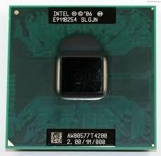 Processador Notebook Intel Dual Core 2.0/1m /800mhz