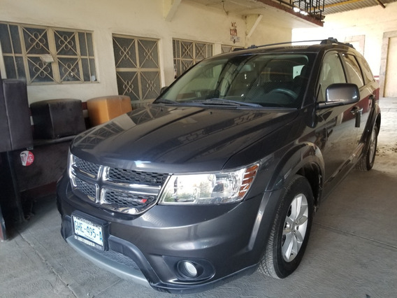 Dodge Journey 2014 Sxt Plus 2.4 5 Pasajeros At