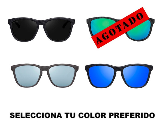 Gafas Hawkers Carbono · Emerald One Hombre Mujer