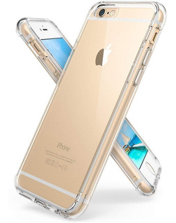 Funda Tpu Antigolpe iPhone 6s 7 8 Plus X Xs Max Xr +glass 5d