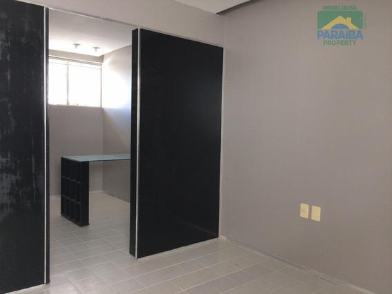 Sala Comercial Para Venda E Locação - Tambauzinho - João Pessoa - Pb - Sa0070