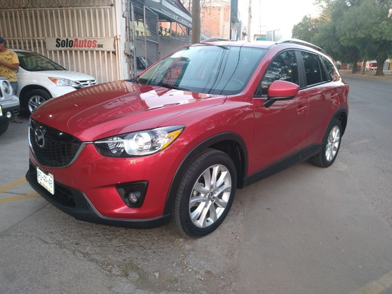 Mazda Cx-5 2.5 S Grand Touring 4x2 Mt 2014