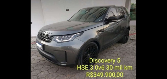 Land Rover Discovery 2017 3.0 Hse Td6 5p