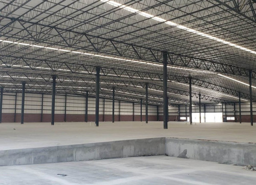 Imagen 1 de 8 de Bodega Industrial En Renta En Guadalupe