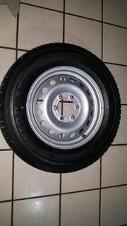 Rines Llantas Toyota Hilux 14-19 Rin 17 Nuevas 225/70 R17