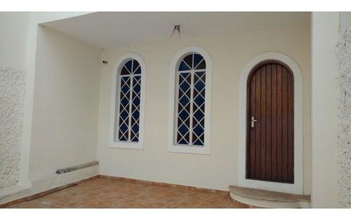 Casa Para Locação - Jd. Brasil, Bauru-sp - 3583