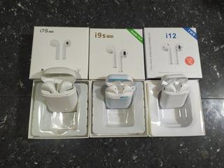 Audífonos Inalambricos I12 Versión 5.0 (somos Tienda Física)