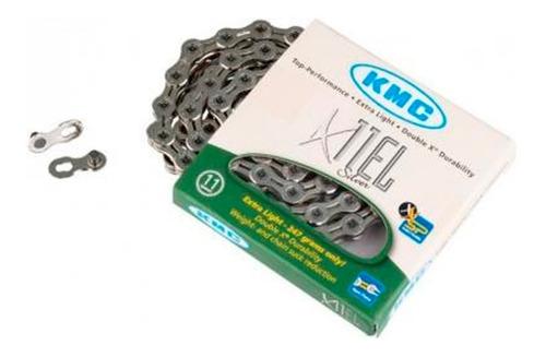 Imagen 1 de 5 de Cadena Bicicleta - Kmc X11el - 11 Velocidades Extra Liviana