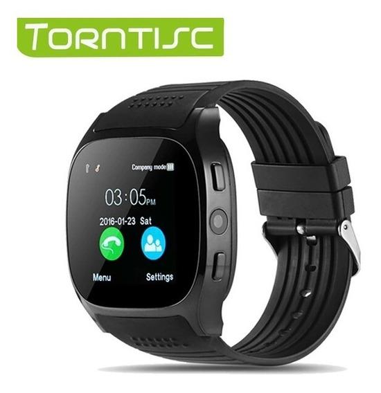 Rastreador De Fitness Smart Watch Bluetooth - Torntisc T8