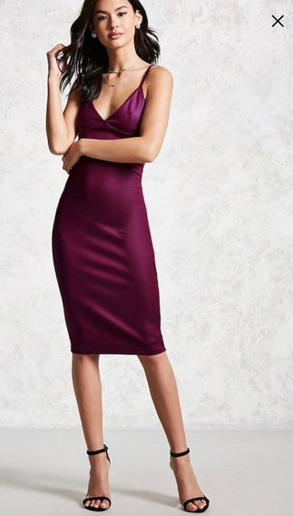 Vestido Mujer Forever 21art 1029