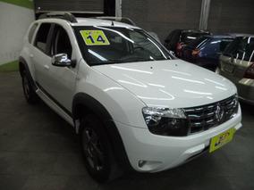 Renault Duster 1.6 16v Techroad Hi-flex Completo 2014 Branco