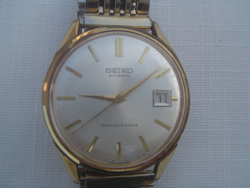 Seiko Automatic Modelo 820,  Anos 60 Raro