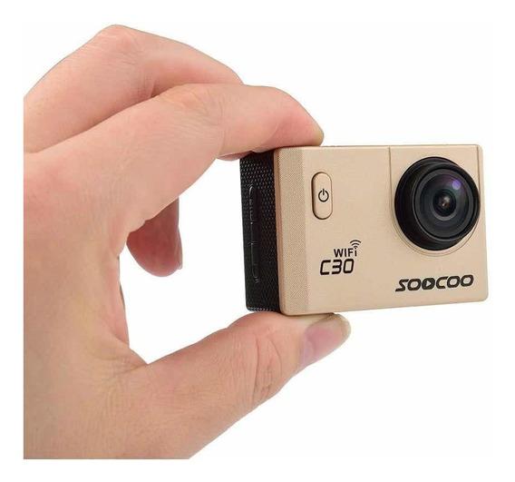 Câmera De Ação Esportiva Soocoo C30 4k Original Action Cam